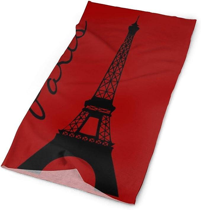 Zara-Decor Eiffel Tower Paris - Pasamontañas para motocicleta ...