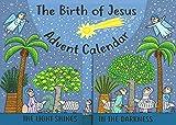 The Birth of Jesus Advent Calendar and Nativity