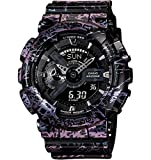 G-Shock GA-110PM-1 Heathered Series Designer Watch - Black / One Size