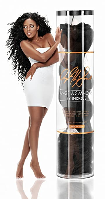 Amazon indique virgin hair extensions bikini by angela indique virgin hair extensions bikini by angela simmons 24quot machine wefted remy hair for pmusecretfo Image collections
