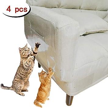 Clashduck Protectores de Muebles de Gatos para Muebles de ...