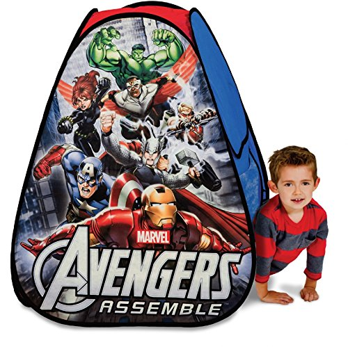 Review Playhut Avengers Classic Hideaway