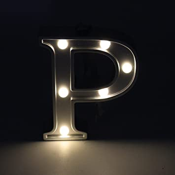 Marquee Led Letter Lights Alphabet Light For Party Wedding Decor