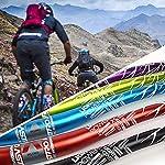 BEENZY-Manubrio-della-BiciclettaManubrio-MTB-della-Bicicletta-A-Forma-di-Rondine-Titanium-Mountain-Bike-MTB-Manubrio-della-Riser-Parti-della-Bici-318-720mm