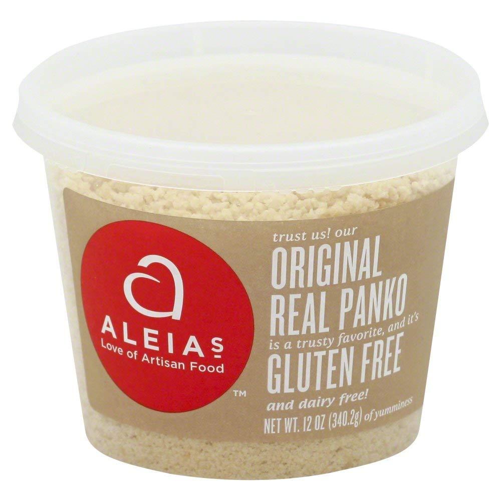 Aleias Gluten Free Real Pankop Original 12.0 OZ (Pack of 12) by Aleias (Image #1)