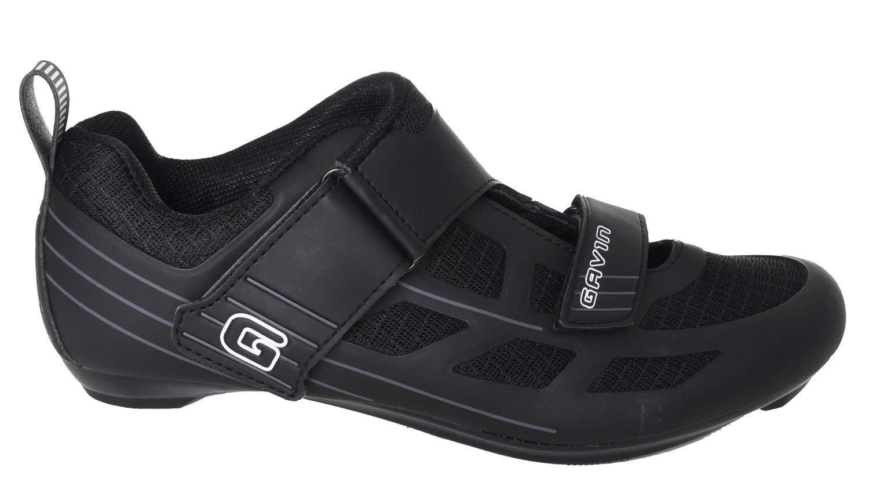 Gavin Triathlon//Road Mesh Cycling Shoes Mens Womens