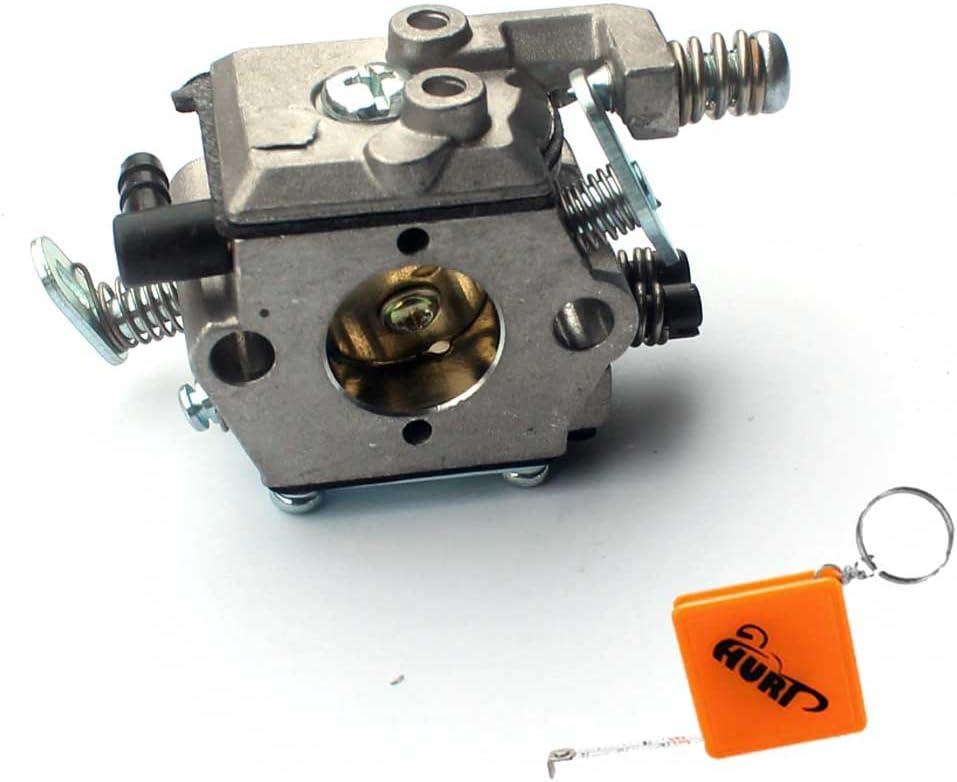 Heitune Vergaser Carb Reparatursatz Dichtung Passend for STIHL MS 180 170 MS180 MS170 018 017 Kettens/äge