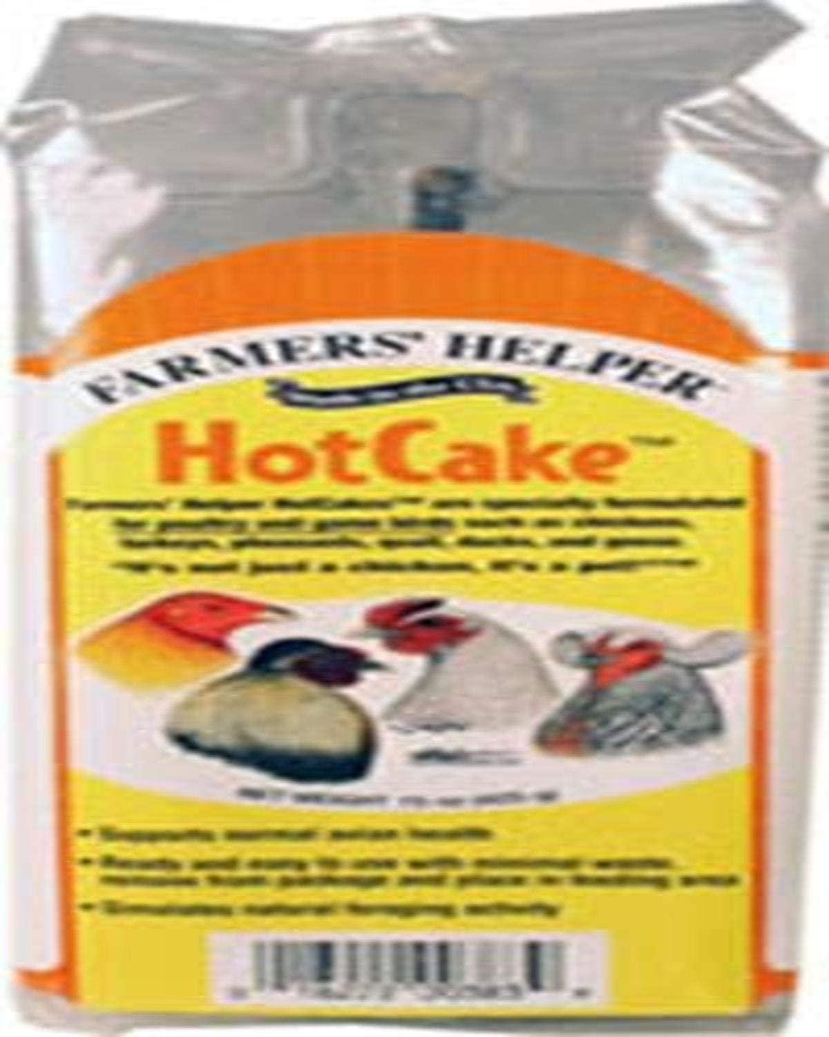 Bird Products/Food Hot Cake, Small