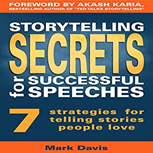 Storytelling Secrets for Successful Speeches Hörbuch