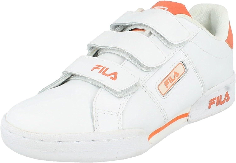 Junior Fila Trainers Streetstar Velcro