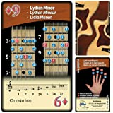 Guitar Scales #1 Playing Cards (English, Spanish and French Edition)