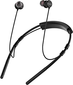 Cowin HE6 Bluetooth Headphones, Wireless Headphones with Bluetooth 5.0, IPX5 Waterproof,Lightweight Neckband,Built in Microphone,Richer Bass,HD Sound,Stereo Call,10H Playtime