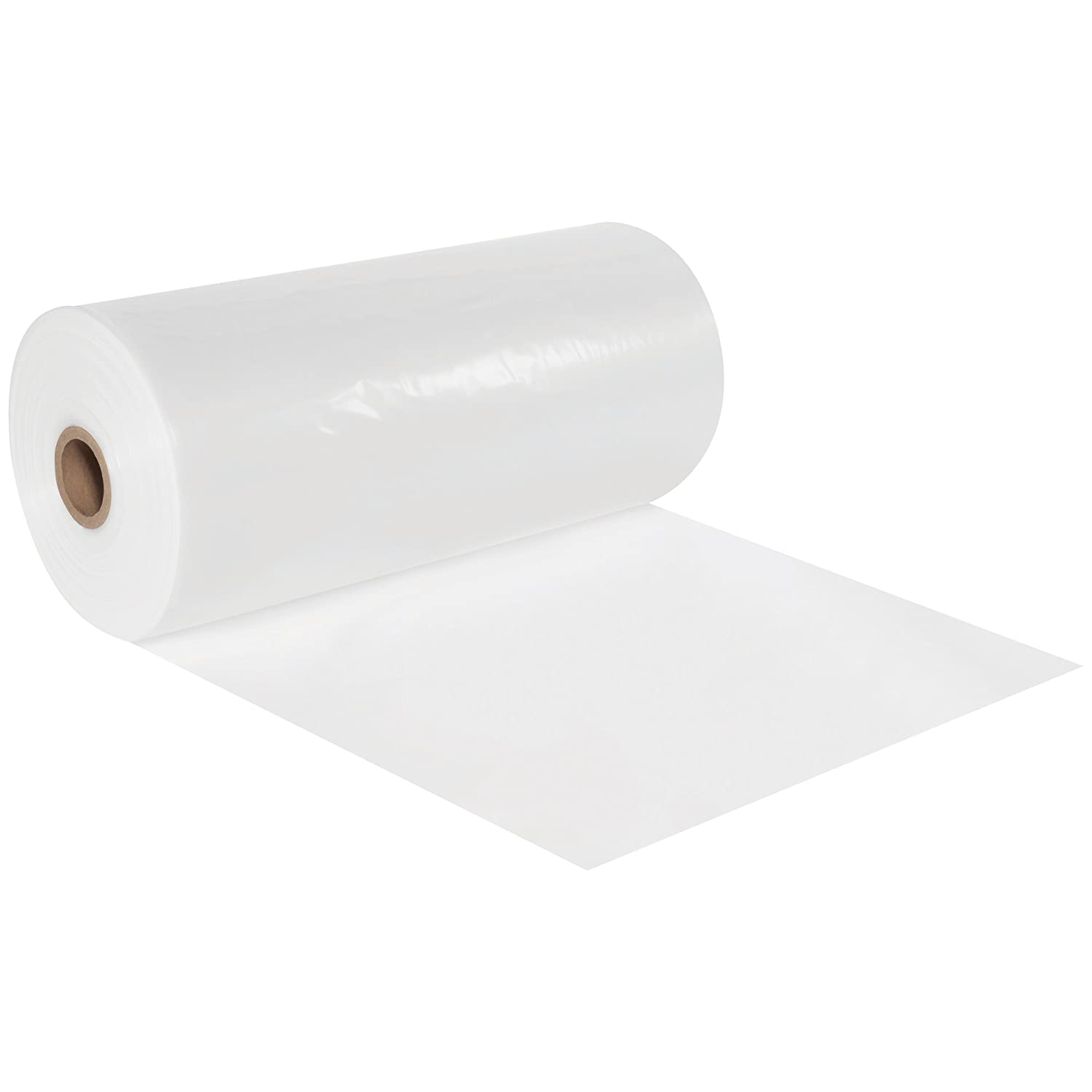 725 X 5 Clear PT0506 Aviditi Poly Tubing Roll 6 mil Thick