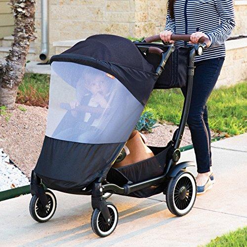 Austlen Entourage Stroller Mosquito Cover: Double Baby Stroller Mosquito Net by Austlen (Image #1)