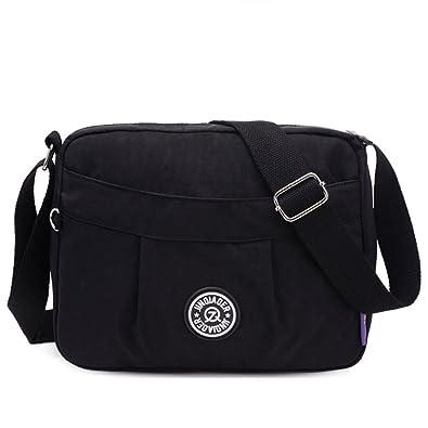 TianHengYi Small Water Resistant Women's Cross-body Shoulder Bag ...