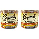Cocomels Coconut Milk Caramels - Organic - Made Without Dairy - Coconut Palm Sugar 2 pack