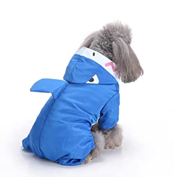 Amazon.com: jeeke impermeable para perros, perro Lovely ...