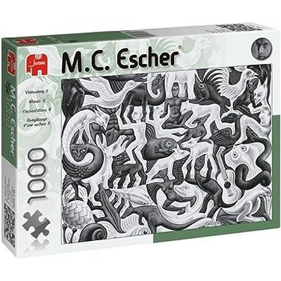 Jumbo 13029 Escher Mosaico Ii Puzzle Da 1000 Pezzi