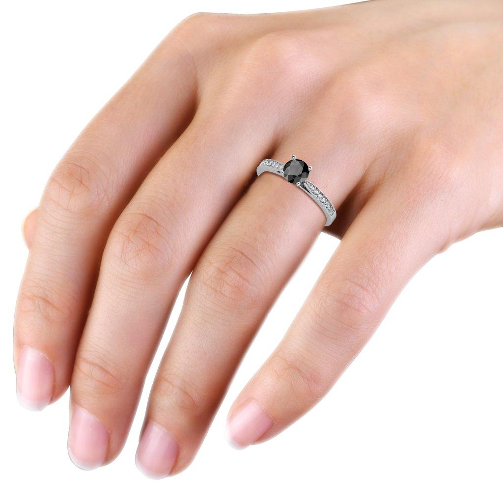 Amazon.com: TriJewels: Engagement Rings