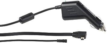 NavGear Zubehör zu Ladekabel für Navi: Original Kfz-Ladegerät mit TMC-Antenne für StreetMate RS & GTX (Ladegerät Navi)