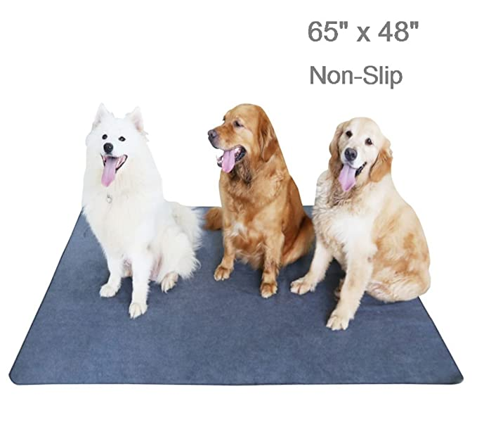 Amazon.com: Almohadillas antideslizantes para perro, tamaño ...