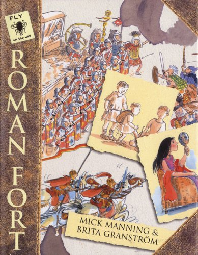 Read Online Roman Fort (Fly on the Wall) PDF