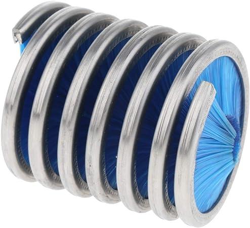 F Fityle Cepillo para Limpieza de Cuerdas de Escalada en árboles Accesorio Deportivo Emergencía Cuidado