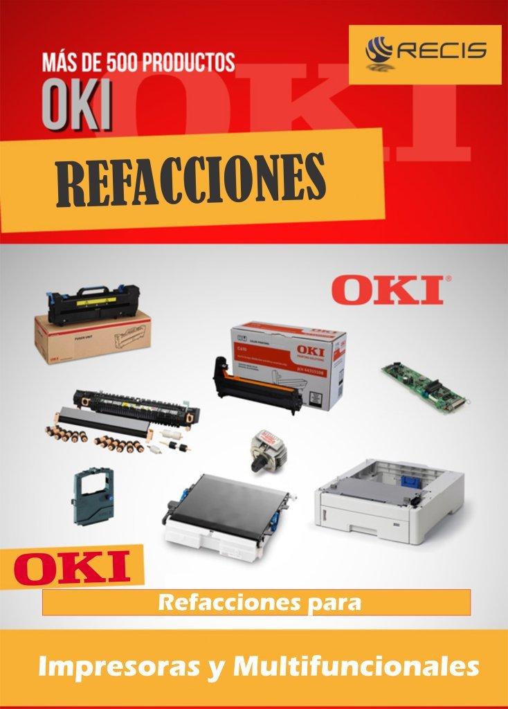Amazon.com: 58284201 Okidata Oki B6300 Maintenance Kit – -No ...