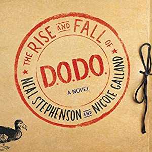 The Rise and Fall of D.O.D.O. Audiobook