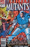 THE NEW MUTANTS #91, July 1990 (Volume 1)