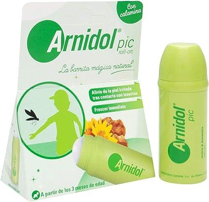 ARNIDOL Pic Roll-On 30ml, indicado para picaduras de mosquito y ...