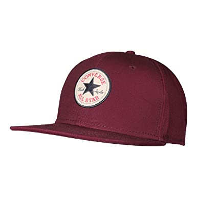 Converse Classic Twill Cap Deep Bordeaux at Amazon Men's