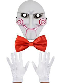 BILLY THE diseño de noche de brujas FANCY diseño de marioneta de película e instrucciones para
