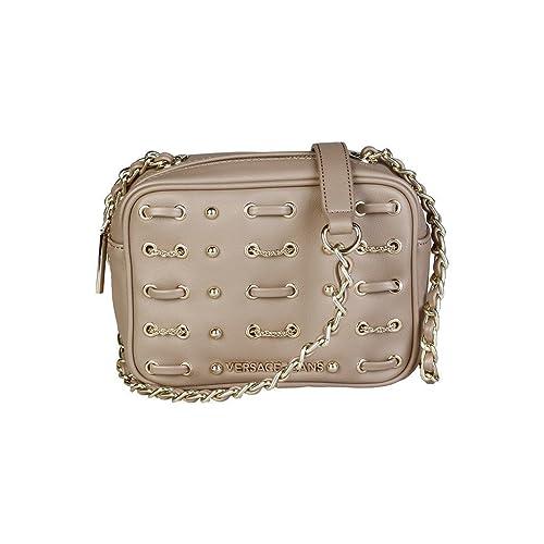 Versace Jeans E1VPBBX3_75619 Bolsos De Embrague Para Mujer Bolsos De Mano Carteras De Mano: Amazon.es: Zapatos y complementos