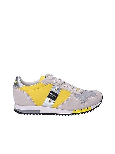 Blauer USA 8SQUINCY01NYL Sneakers Uomo Blu