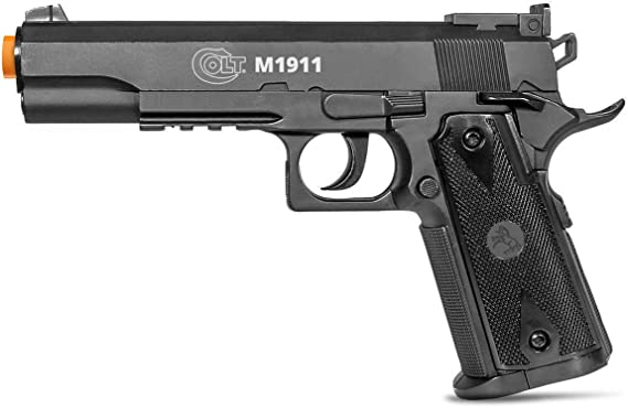 Colt Special Combat 1911 CO2 Airsoft Pistol with Hop-Up
