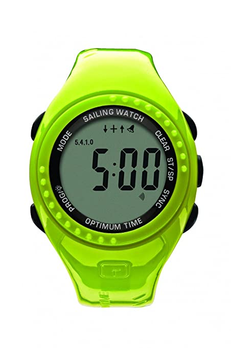 2d7b2d50bce4 Image Unavailable. Image not available for. Color  Optimum Time OS Series 11  Ltd Edition Sailing Watch ...