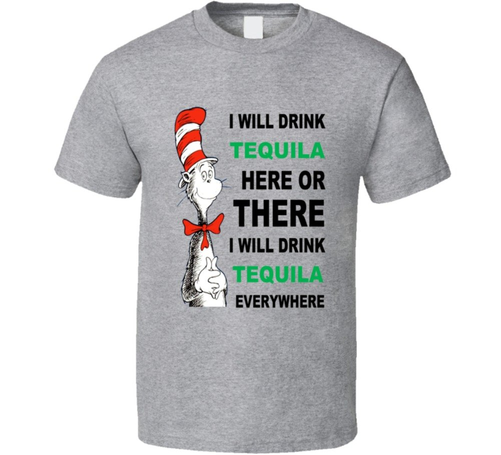 Perfect T Shirts Tequila I Will Drink Funny T Shirt