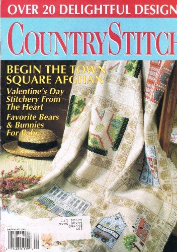 bear country cross stitch - 3