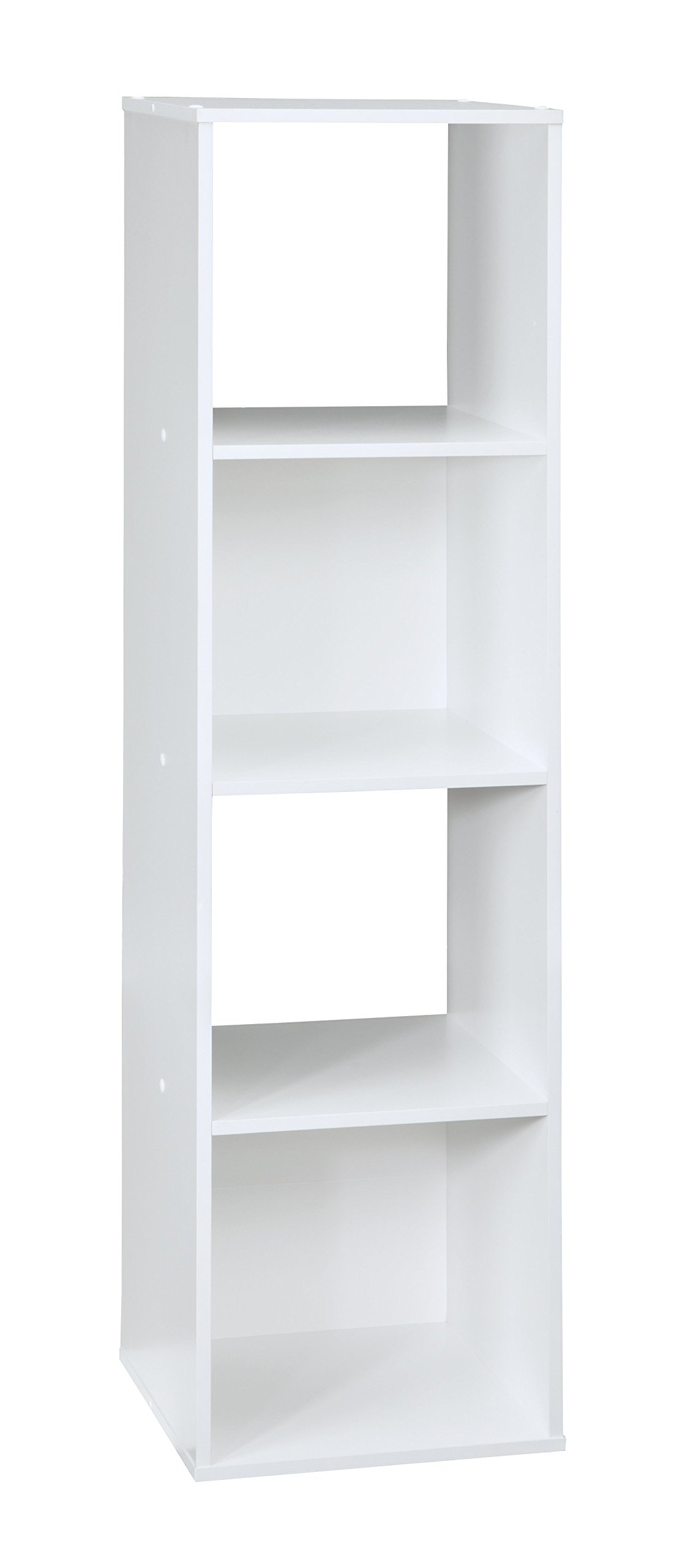 ClosetMaid 1029 Cubeicals Organizer, 4-Cube, White
