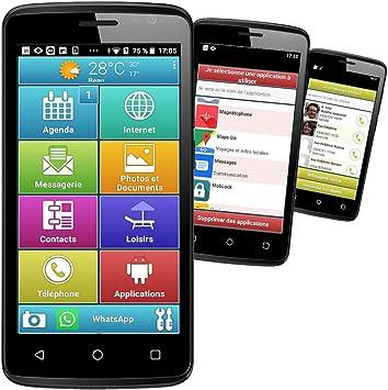 Mobiho-Essentiel Smart D3 – el smartphone 5 pulgadas para el ...