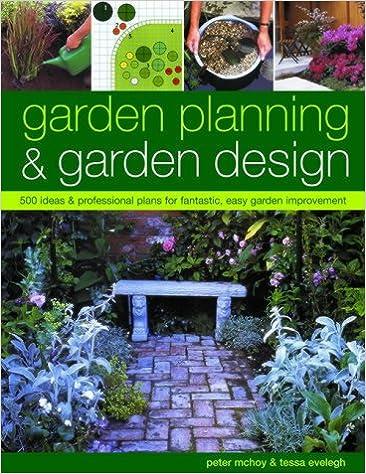 Garden Design Decoration 500 Ideas Professional Plans For