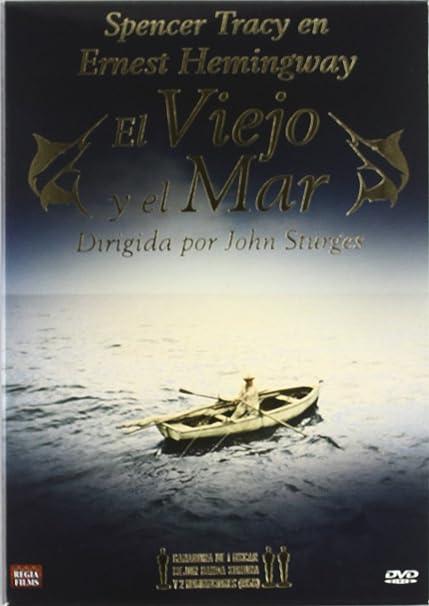 El viejo y el mar DVD 1958 The Old Man and the Sea: Amazon.es ...