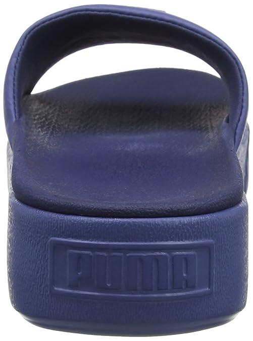 7dd1e804f30 Puma Women s Platform Slide WNS Sandals  Amazon.co.uk  Shoes   Bags