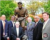 Baltimore Orioles Hall of Famers Brooks Robinson, Cal Ripken, Eddie Murray, Earl Weaver, Frank Robinson & Jim Palmer Photo 8x10