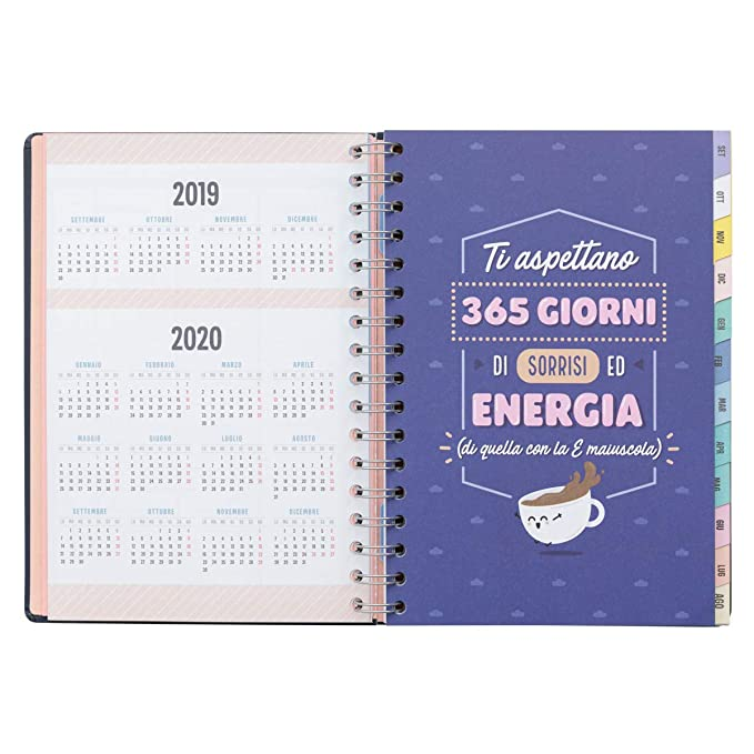 Amazon.com: Mr. Wonderful Classic Large Weekly Planner 2019 ...