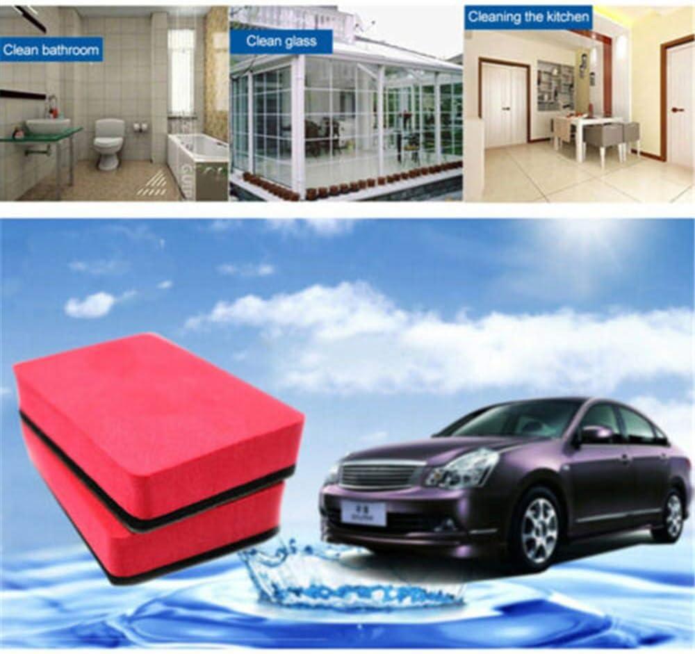 Entweg-Cleaning Sponge Car Washing Sponge Clay Sponge Reusable Scratch-Free EVA Sponge Car Wash Auto Cleaner Cleaning Supplies