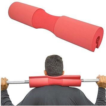 Gewichtheben Schwamm Squat Barbell Pad Nacken /& Schulter Schutz Nackenpolster