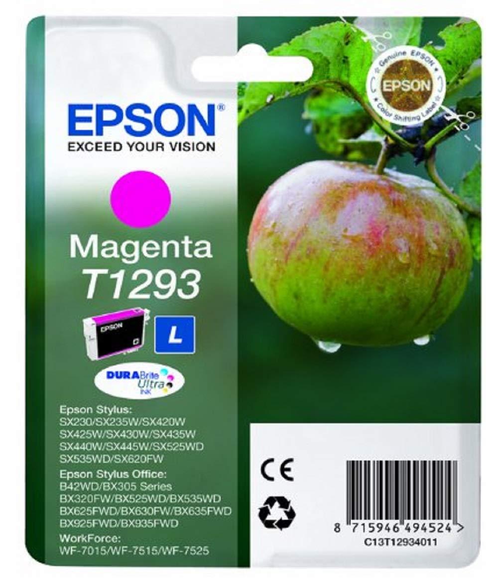 epson manual sx430