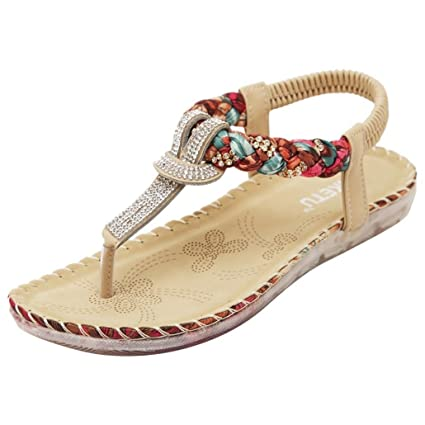 Amazon.com  WuyiMC Sandals for Women c7522aa1a33
